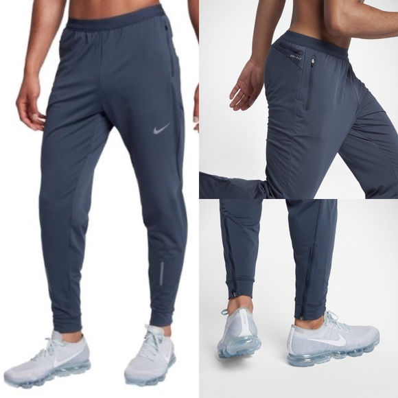 "f9dd8dee843ebf MENS NIKE DRI FIT PHENOM 29"" RUNNING PANTS"